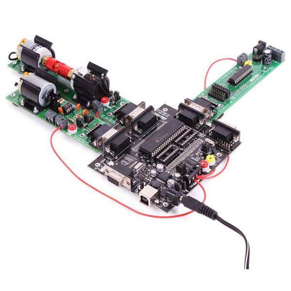 دانلود پروژه کنترل جهت دور موتور DC از راه دور با امواج رادیویی