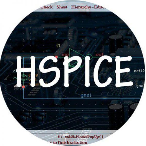 دانلود نرم افزار HSpice تحلیل مدارهای الکتریکی + فیلم های آموزشی