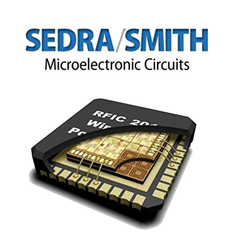 دانلود کتاب میکروالکترونیک سدرا - اسمیت ویرایش 5 و 6 + حل المسائل